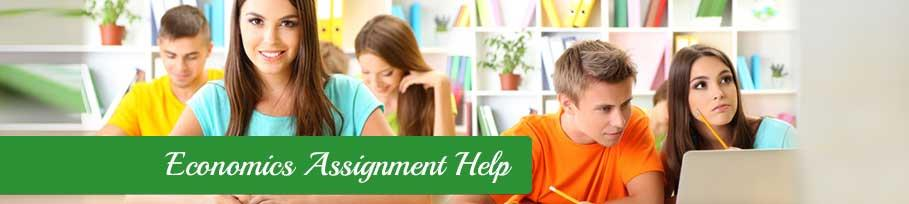 Economics Assignment Help, Buy Economics Papers, Essays